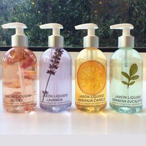 Jabón-liquido-flores-artsoap