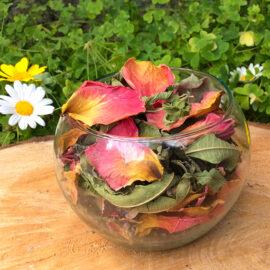 pecera-con-flores-aromaticas-artsoap